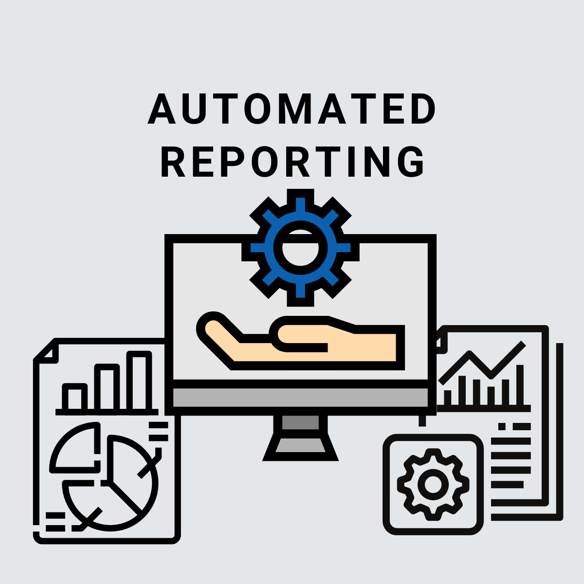 Automated Reporting — Building Business Better